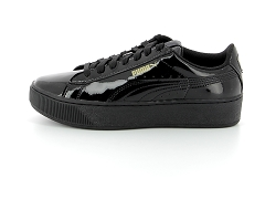 Puma wns vikky vernis noir | baskets sneakers tennis femme ...