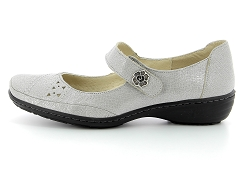 TOMIDOS FM0FM02577 WHT GEO INAPTE PLOMB:Gris/Plomb/Cuir/Cuir/3 cm