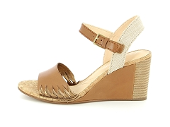 IGANGE 286112 BRONZE SPICED POPPY 26131837 TAN:Marron/Tan/Liège/Cuir/8 cm