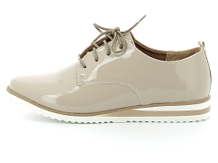 MGROMEL 215193 WHITE HETA 220255 NUDE:Beige/Nude/Synthétique/Textile/2,5 cm