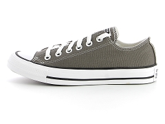 GIZEH BF F1 BASSE ANTHRACITE CHUCK TA:Gris/Anthracite/Textile/Textile/Plat