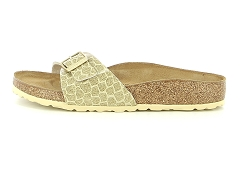 VELOURS NUBUK MADRID MAGIC S BK1011755:Or/Gold/Cuir/Textile/Plat