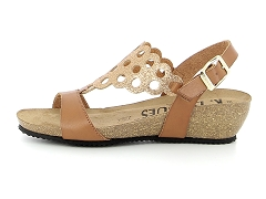 VS ADVANTAGE CMF BB9978 ELO TAN:Marron/Tan/Cuir/Textile/4 cm