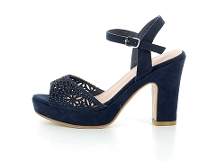ENJOY THE NEW SHOES DF3657<br>Bleu