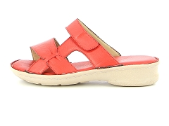 IGEMA  259 A 081 PLATINO T MAGARDA 016204 RED:Rouge/Red/Cuir/Cuir/4 cm