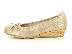 ANDINA 27913 175 ROSE JADO 22263 953:Beige/Bronze metallic/Synthétique/Textile/3 cm