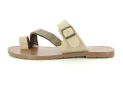 BUGRINDU 432 85701 5000 1500 CHATT MAGNOLIA TAUPE:Taupe/Taupe/Cuir/Cuir/Plat