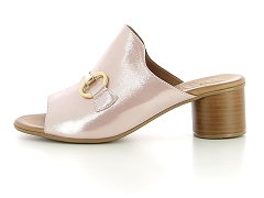 CANABO 0027 347 ROSE SHEBOK 219 1025:Rose/Rose/Cuir/Cuir/5,5 cm