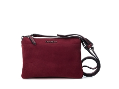 CAPELBI 25319 019 XTI 86192 BURGUNDY:Rouge/Rouge/Sac/Textile/Sac