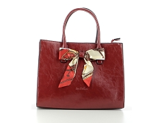 1682210 ROUGE MAR<br>Bordeaux Rouge Sac Textile Sac