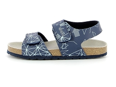 KICKERS SUMMERKRO<br>Bleu