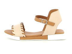 EE9895 BLANC CLAIRE 175 4075 132 122:Beige/New nude coconut/Cuir/Cuir/Plat
