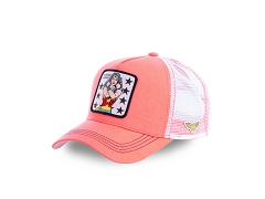 CAPSLAB Casquette DC Wonder Woman<br>Rose