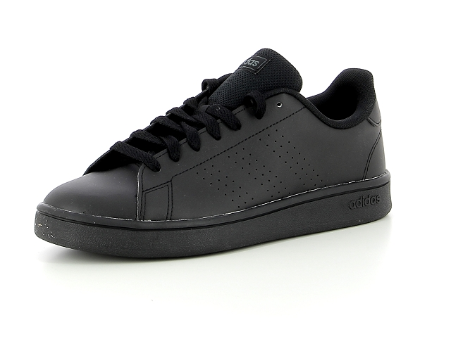 Adidas advantage clean noir1196001_2