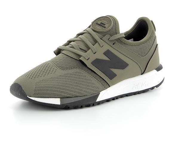 New balance mrl 247 vert | baskets sneakers tennis homme ...