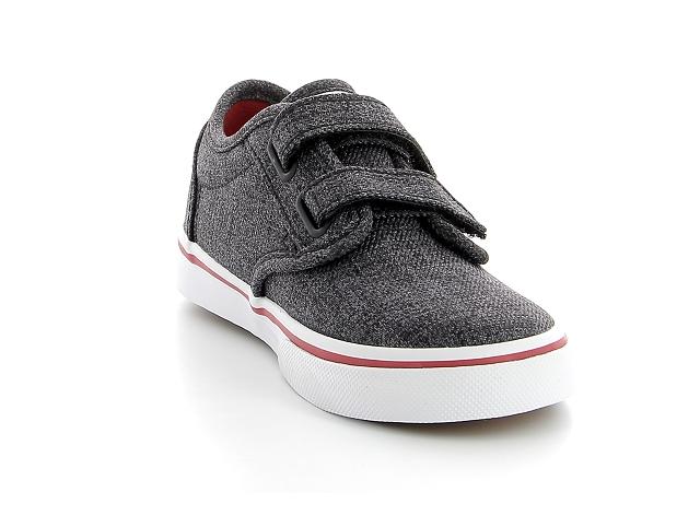 Vans atwood gris | basket tennis sneaker enfant | ChaussGalerie
