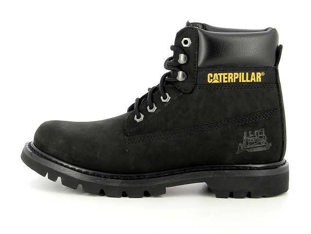 Caterpillar catcolorado noir