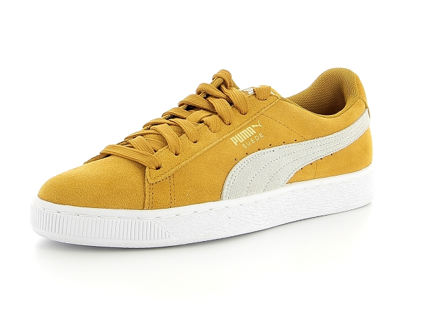 Soldes > puma suede jaune > en stock