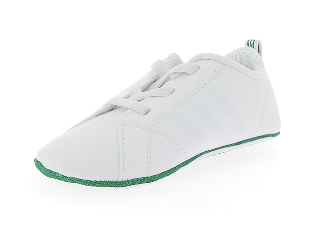 Adidas advantage crib blanc8105701_2