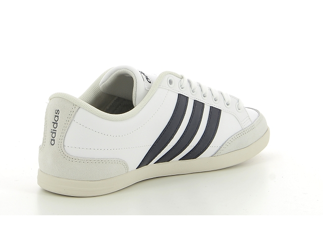 Adidas caflaire blanc   baskets sneakers tennis homme   ChaussGalerie