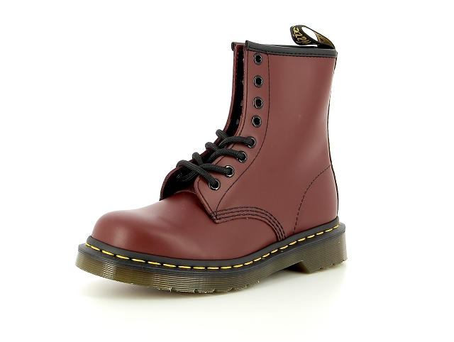 Dr martens 1460 smooth bordeaux8427301_2