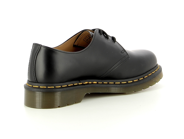 Dr martens 1461 smooth noir8499001_4