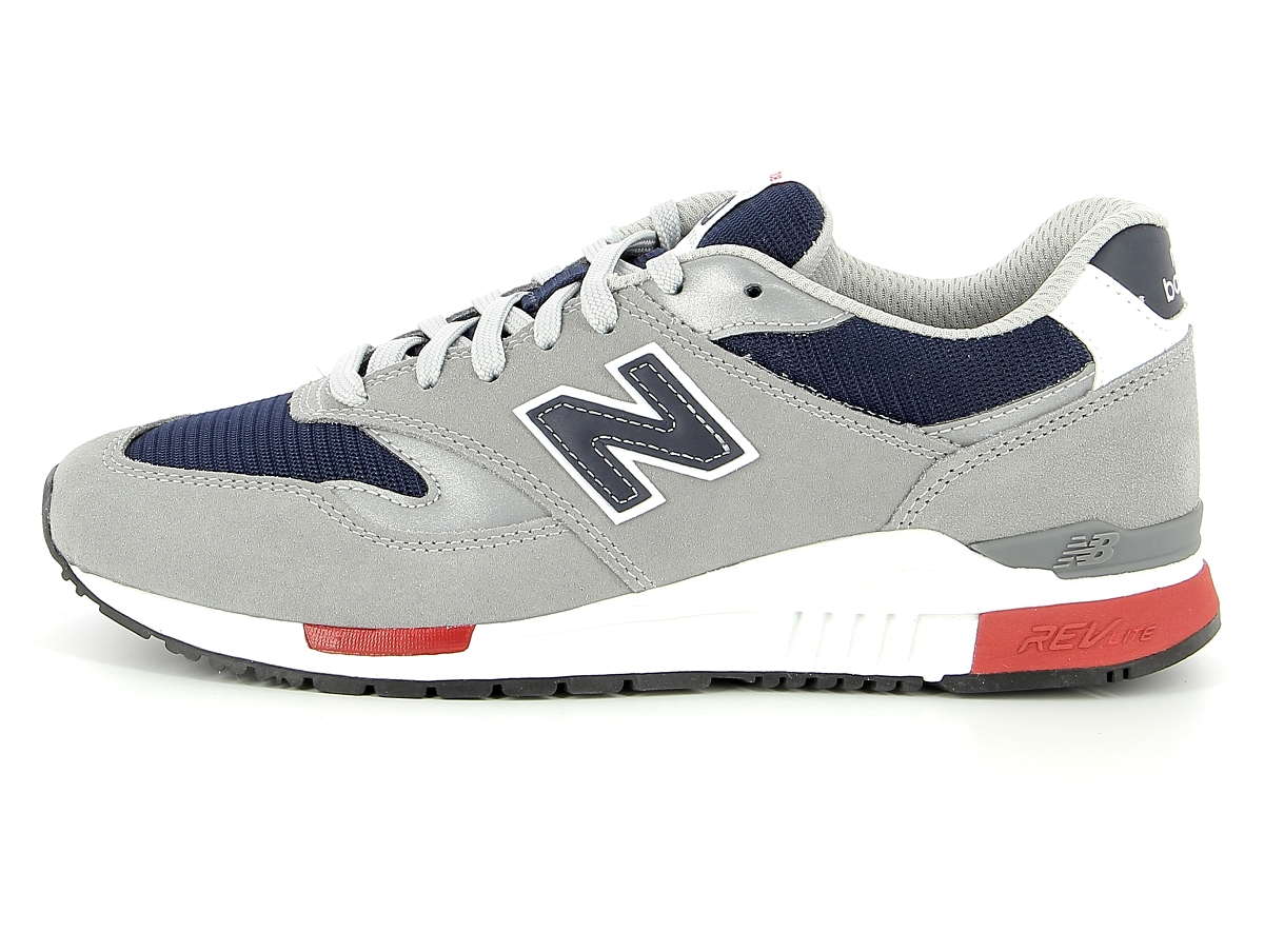 New balance ml 840 gris | baskets sneakers tennis homme ...